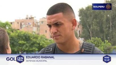 Eduardo Rabanal: