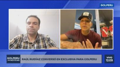 Raúl Ruidíaz y su regreso a Universitario: