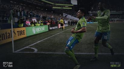 Raúl Ruidíaz se despide de la temporada con doblete