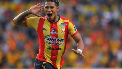 Monarcas Morelia derrotó 3-1 a Santos Laguna con gol de Ray Sandoval