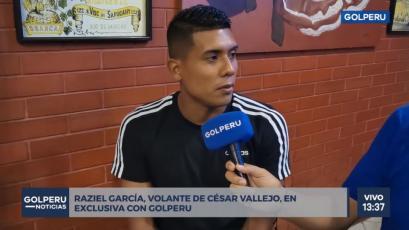 Raziel García: