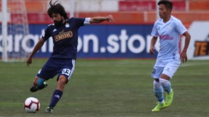 Real Garcilaso igualó 1-1 con Sporting Cristal por la fecha 10 de la Liga1 Movistar (VIDEO)
