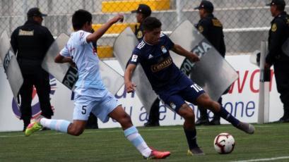Torneo de Reservas: Real Garcilaso venció 2-1 a Sporting Cristal en el Cusco
