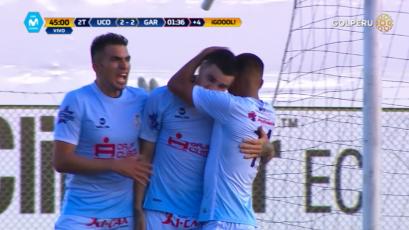 Real Garcilaso consigue empate agónico ante Unión Comercio (2-2)