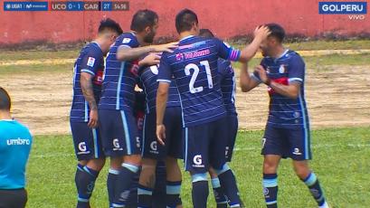 Real Garcilaso venció 1-0 a Unión Comercio con gol en los minutos finales por la fecha 16 de la Liga1 Movistar