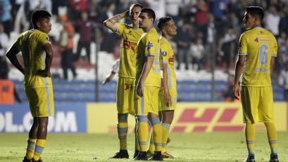Real Garcilaso fue vapuleado por Nacional en Uruguay (4-0)