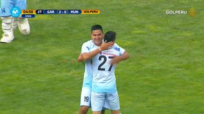 Real Garcilaso apabulló 5-1 a Deportivo Municipal