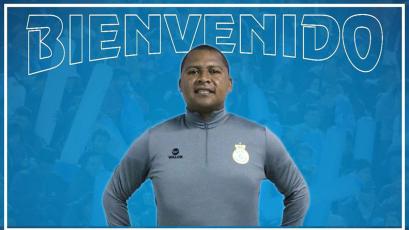 Real Garcilaso hace oficial la llegada de Víctor Reyes