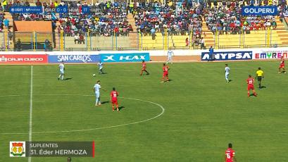 EN VIVO por GOLPERU: Real Garcilaso 0-0 Sport Huancayo por la fecha 7 del Torneo Clausura