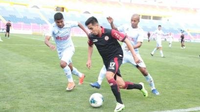 UTC consiguió valioso punto ante Real Garcilaso en Cusco en el inicio de la fecha 15