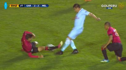 Real Garcilaso y FBC Melgar se reparten puntaje (2-2)