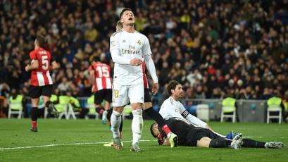 La Liga: Real Madrid empató sin goles y dejó al Barcelona como único líder (VIDEO)