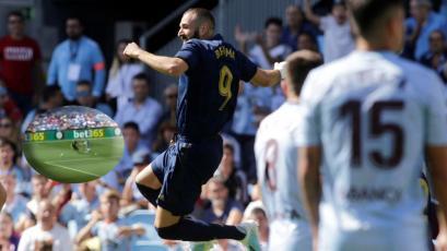Real Madrid: Gareth Bale rompió dos veces la cintura de un defensa y Karim Benzema hizo gol (VIDEO)
