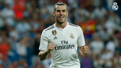 La Liga: Real Madrid abrió su participación con una victoria