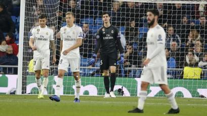 Champions League: Real Madrid cayó goleado previo al Mundial de Clubes