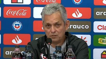 Reinaldo Rueda se pronunció tras cancelación del Perú vs. Chile: