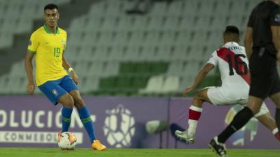 Reinier: ayer enfrentó a Perú con Brasil y hoy Real Madrid lo compró en 30 millones de euros (VIDEO)