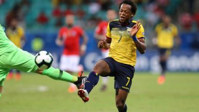 Copa América Brasil 2019: DT de Ecuador desconvocó a Renato Ibarra por supuestamente fingir lesión