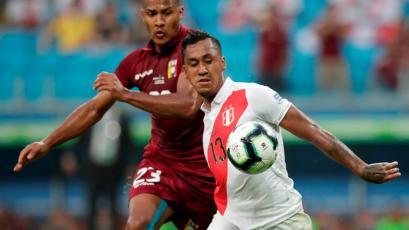 Copa América Brasil 2019: Renato Tapia es el quinto jugador con más quites de balón