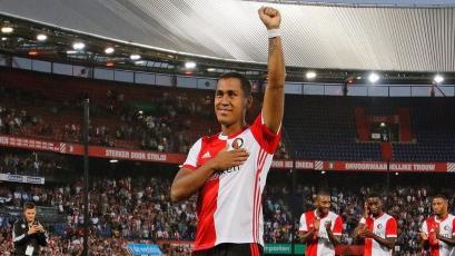 El último mensaje de Renato Tapia para el Feyenoord
