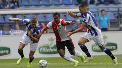 Renato Tapia jugó segundo partido de titular consecutivo con Feyenoord de Holanda