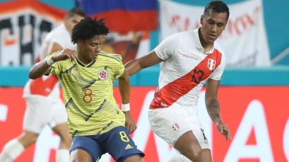 Renato Tapia tras derrota de Perú en Miami: