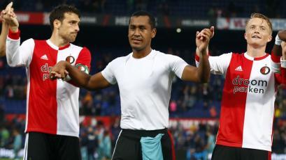 Feyenoord de Renato Tapia contrató al holandés Dick Advocaat como nuevo técnico