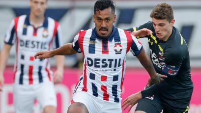 Renato Tapia jugó partidazo y clasificó con Willem II a final de la Copa de Holanda (VIDEO)