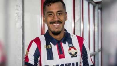 Willem II: Renato Tapia fue incluido en el 11 ideal de la Eredivisie holandesa
