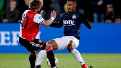 Willem II: Renato Tapia se cobró revancha y venció de visita 3-2 a Feyenoord (VIDEO)