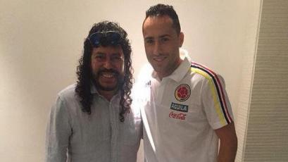 René Higuita apostó su cabellera por Colombia en la Copa América Brasil 2019