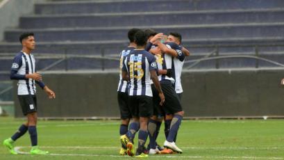 Torneo de Reservas: Alianza Lima goleó a Unión Comercio en Moyobamba