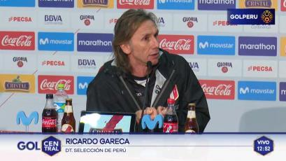 Ricardo Gareca y sus mejores declaraciones en conferencia de prensa