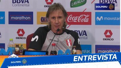 Ricardo Gareca: Todo lo que dijo en la conferencia de prensa