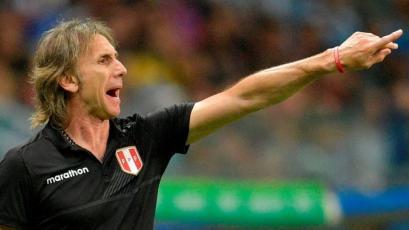 Ricardo Gareca reveló cuáles son los 3 mejores entrenadores peruanos del momento