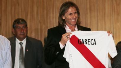 Ricardo Gareca cumple 3 años al mando de la Selección Peruana