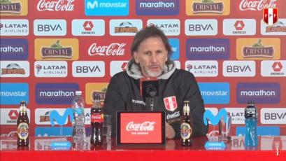 Selección Peruana: las mejores declaraciones de Ricardo Gareca en conferencia