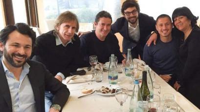 En Italia aseguran que Ricardo Gareca volvió a comunicarse con Gianluca Lapadula