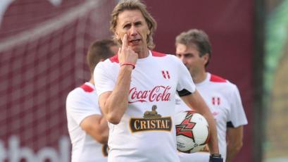 Lima 2019: Ricardo Gareca estará en San Marcos viendo el debut de la Selección Peruana