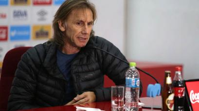 Ricardo Gareca: desde las 12:00 pm. se conocerán los convocados a la Selección Peruana