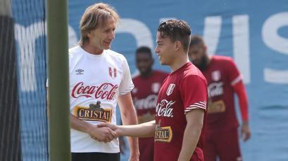 Con el regreso de Cristian Benavente: Ricardo Gareca anunció convocados para partidos con Colombia y Chile