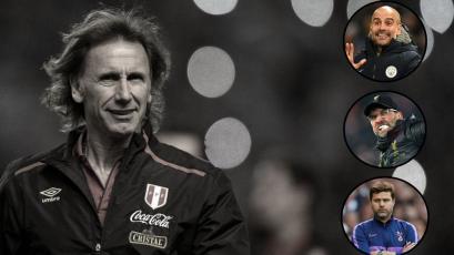 Sin Ricardo Gareca: Pep Guardiola, Jürgen Klopp y Mauricio Pochettino finalistas al The Best de la FIFA