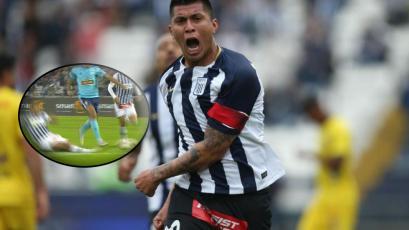 Alianza Lima: el gran cierre de Rinaldo Cruzado que evitó el primero de Sporting Cristal (VIDEO)