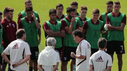 Copa Libertadores: River Plate y la gran duda que tiene para la final con Flamengo (VIDEO)