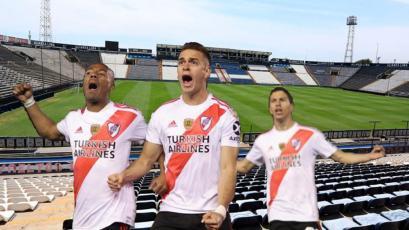 Copa Libertadores: River Plate entrenará en Matute antes de la final con Flamengo (VIDEO)