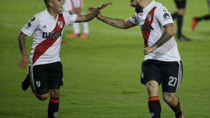 River Plate ganó en Colombia y clasificó a la siguiente fase de la Copa Libertadores