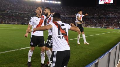 River Plate se impuso con autoridad a Racing (3-0)
