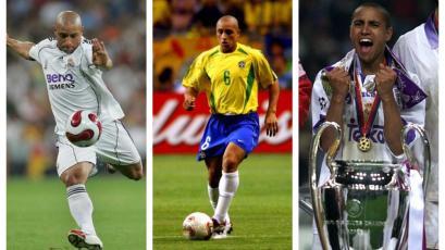 Roberto Carlos, ganador de tres Champions League y un Mundial, está de cumpleaños (VIDEO)
