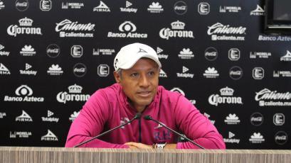 """DT del Monarcas: """"Ruidíaz ha sido importante desde que llegó"""""""
