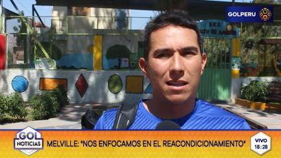 Roberto Melville: